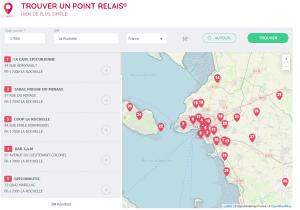 Comparatif solution RelaisColis et Mondial Relay avec module de livraison pour mon site e-commerce